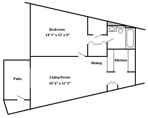 Floor plans apartments for rent in harrisburg the - 3 bedroom apartments in woodbridge va ...